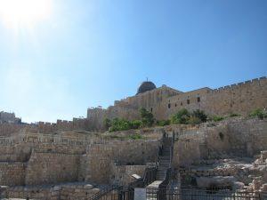 רכיבה על סוסים בירושלים
